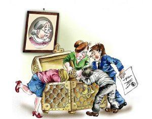 قانون ارث و نحوه تقسیم ارثیه میان اعضای خانواده به زبان ساده